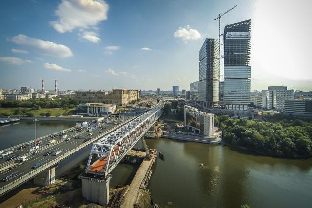 В этом году на16 мостах МЦК появится архитектурно-художественная подсветка