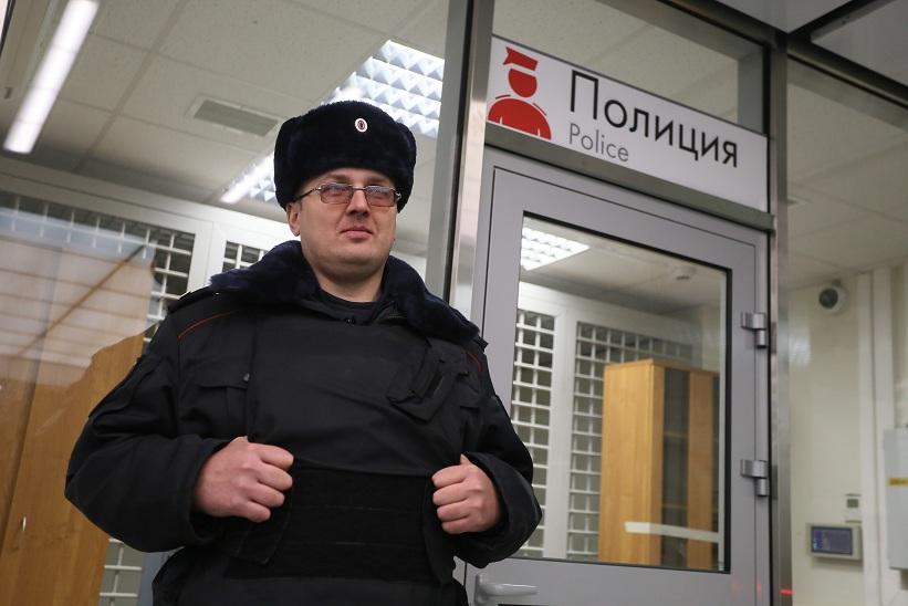 В российской столице мужчину ударили ножом настанции «Краснопресненская»