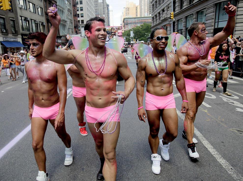 Мэрия отказала организаторам впроведении гей-парада встолице