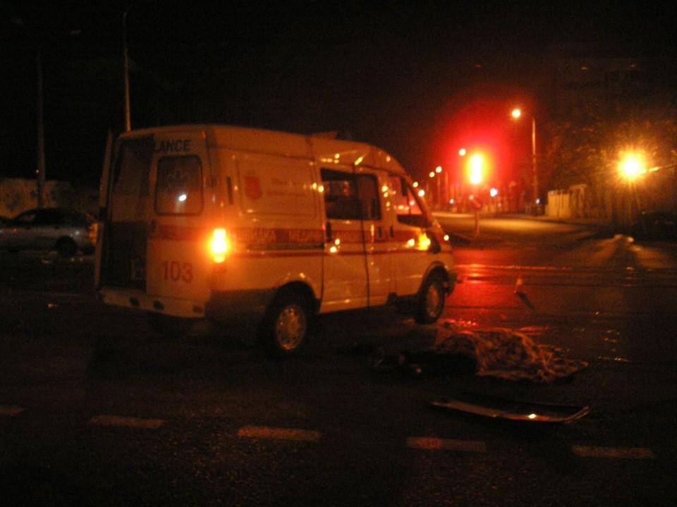 В столицеРФ вДТП погибла женщина— пассажирка Ленд Ровер Discovery