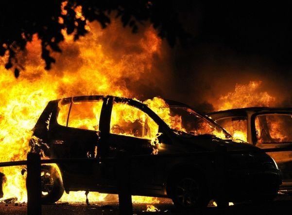 Милиция задержала иностранца, поджигавшего автомобили в российской столице