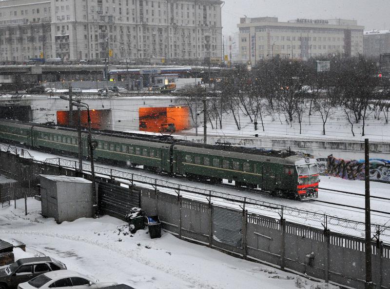 Движение поездов Савеловского направления МЖД восстановлено