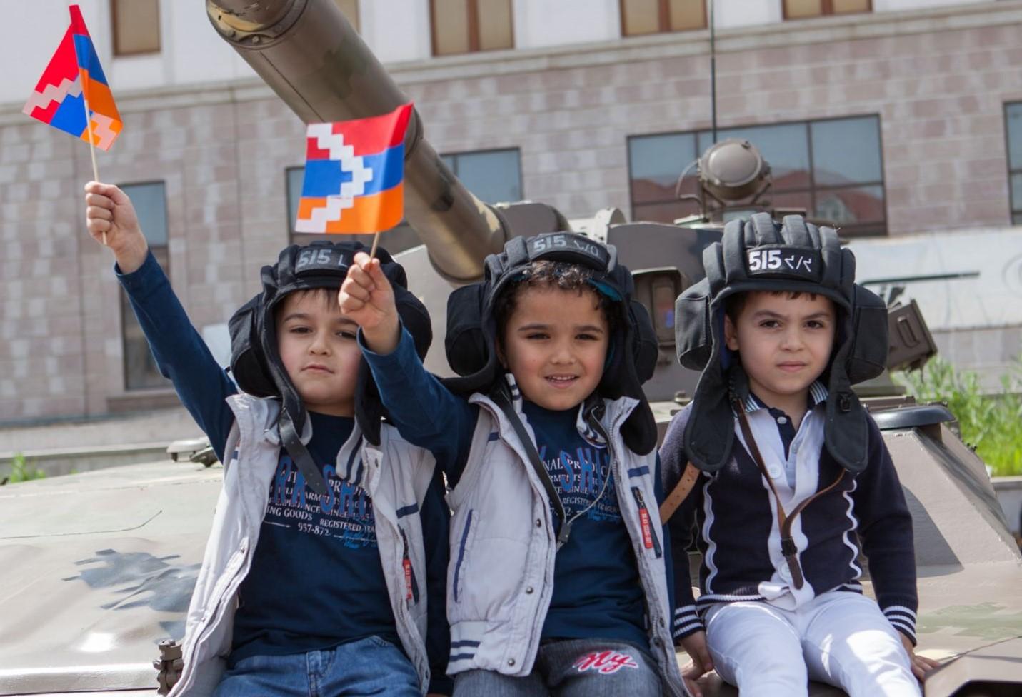 Нагорный Карабах будет переименован в новейшей Конституции