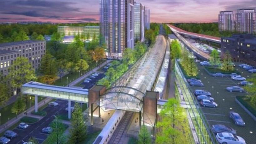 Проект ТПУ «Петровско-Разумовская» может быть спроектирован японскими разработчиками