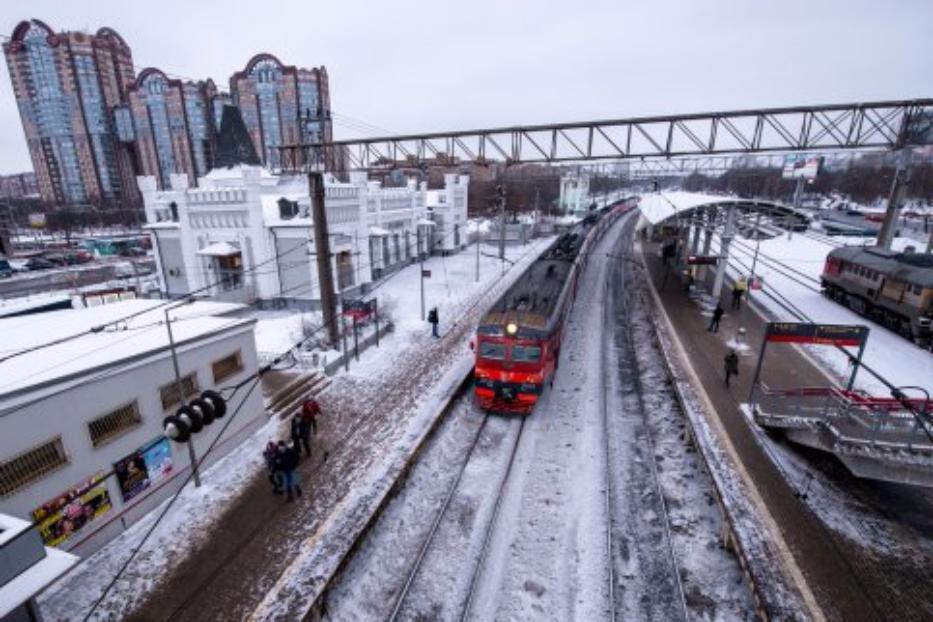 Движение поездов Киевского направления возвратилось кштатному графику
