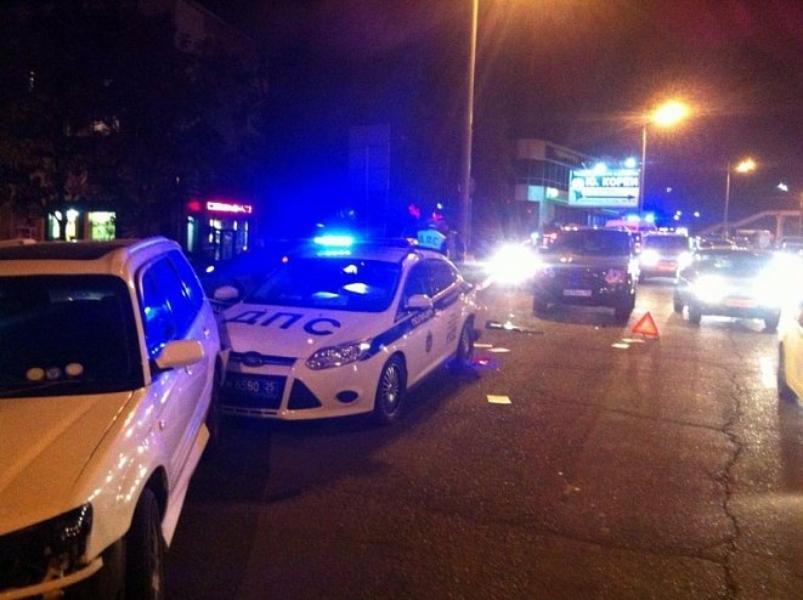 Насеверо-западе столицы Лэнд-Ровер врезался встолб, погибла пассажирка