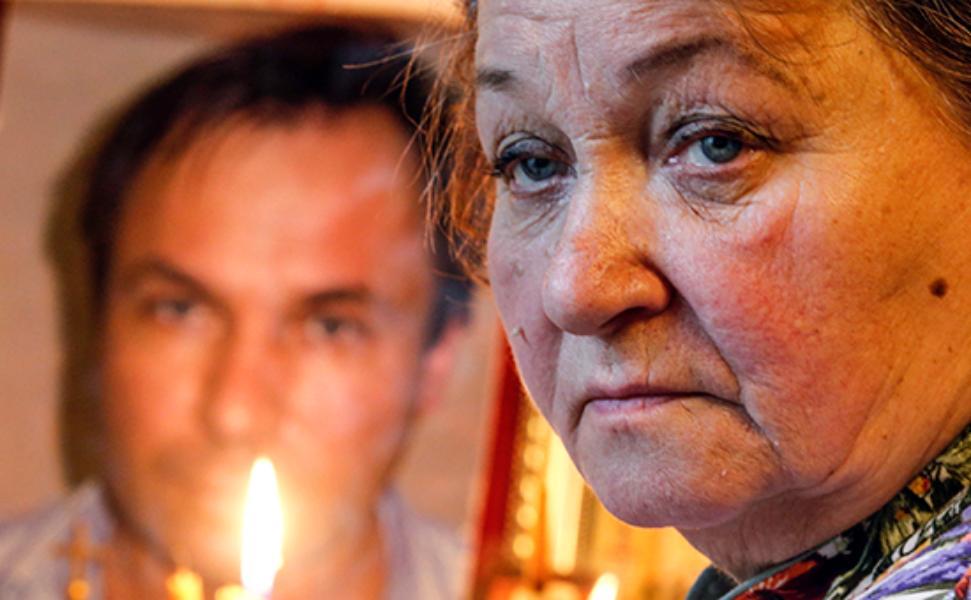 Мать Ярошенко пригрозила самосожжением перед дипмиссией США в столицеРФ