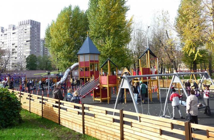 10июня после реконструкции откроется Таганский детский парк