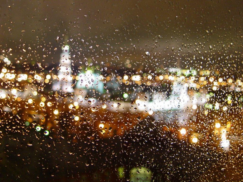 В столицуРФ  9октября возвратятся  дожди