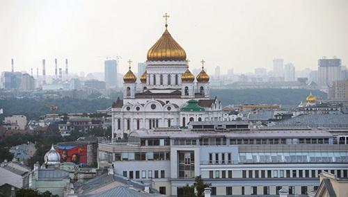 Полсотни бесплатных экскурсий проведут в российской столице вчесть Дня города