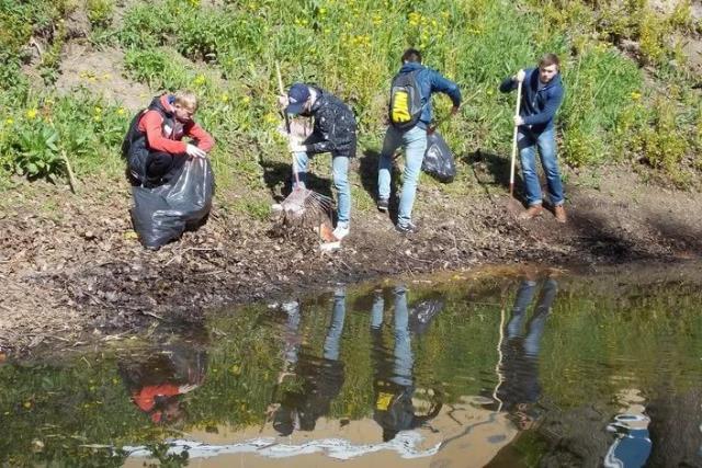 ВЮжном Медведкове сохранят природное равновесие реки Чермянки