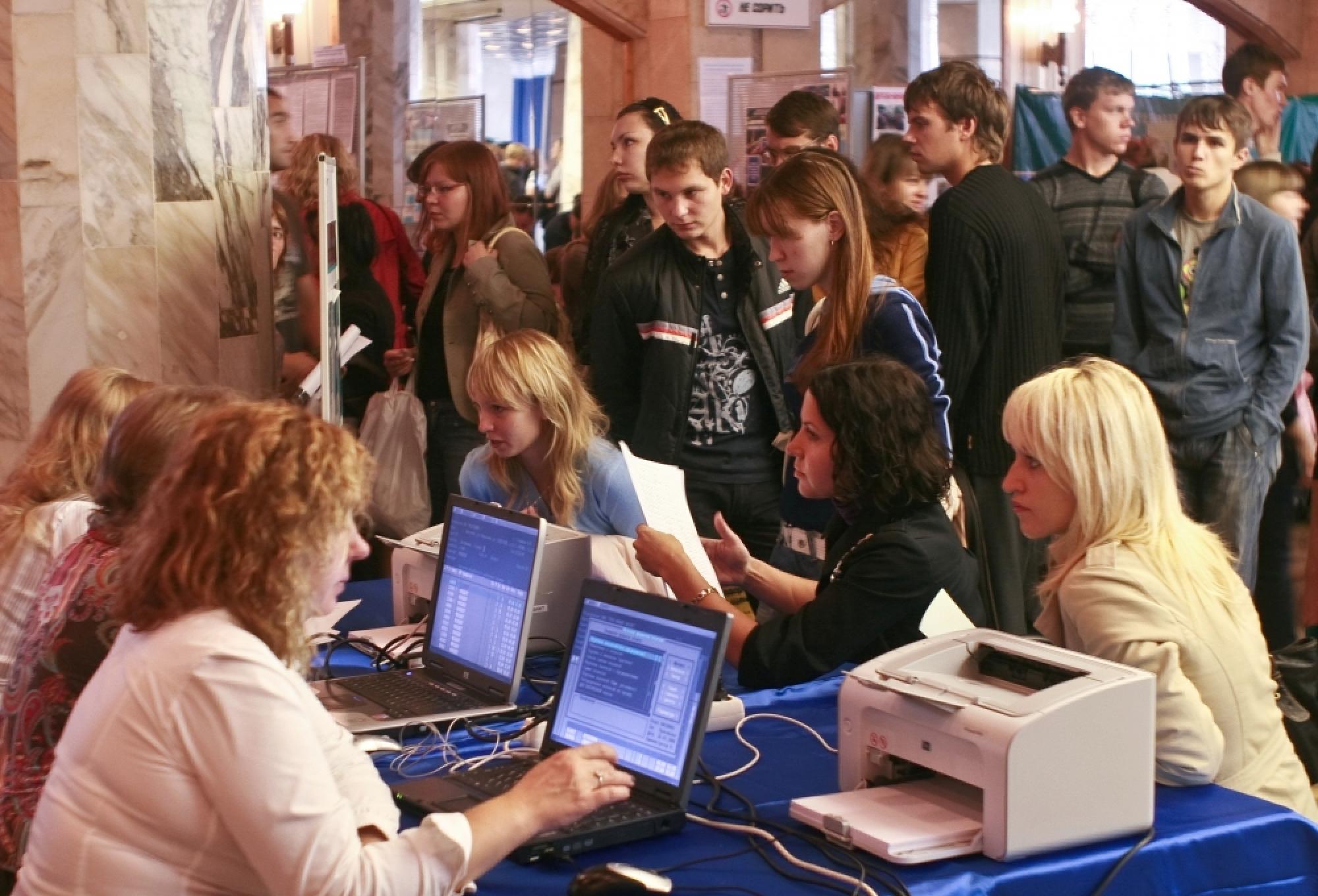 Как минимум 5-ти вакансий приходится накаждого безработного в российской столице