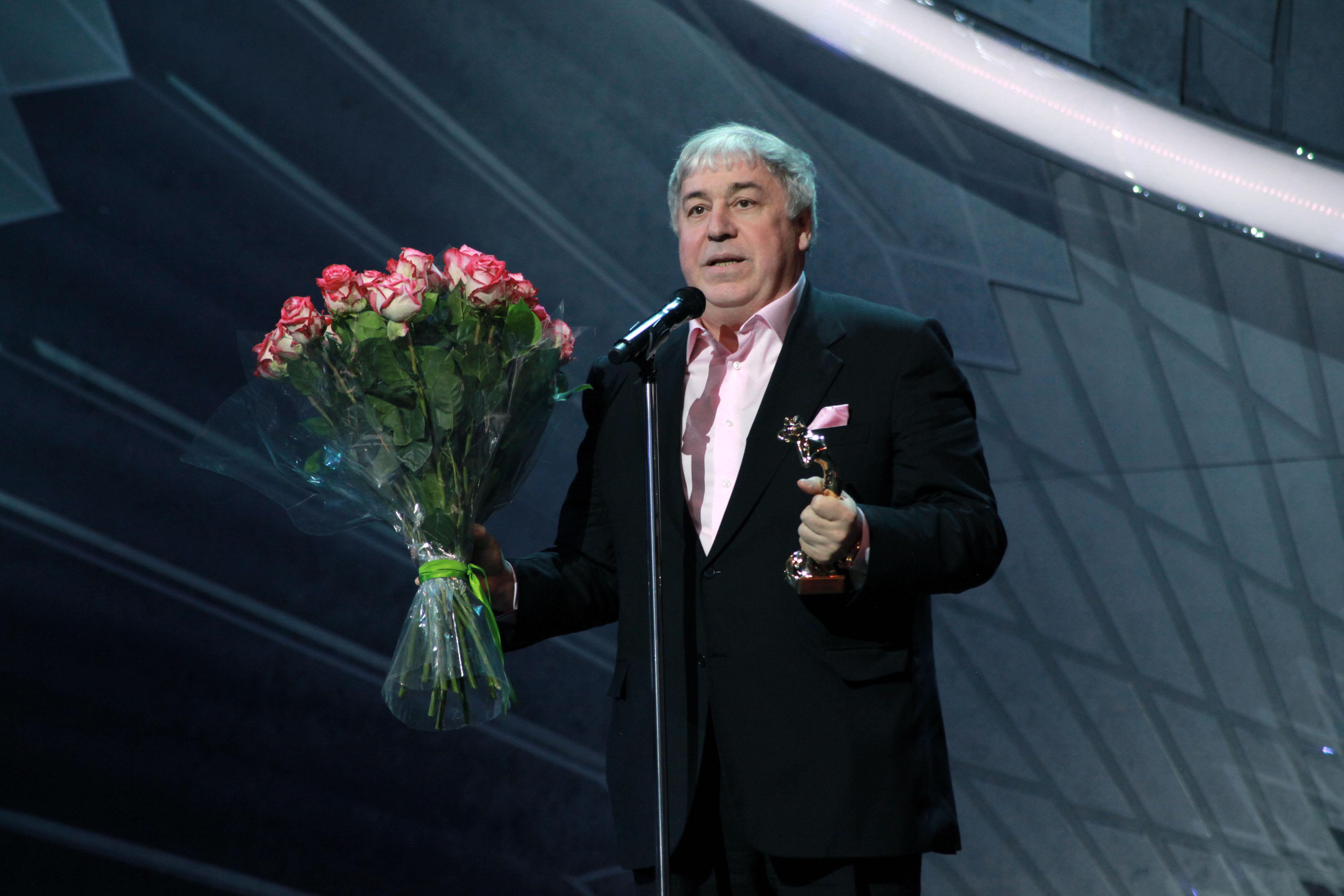 Награда русской государственной музыкальной премии прибавляет груз ответственности— Михаил Гуцериев