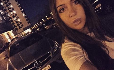 Автомобиль Мары Багдасарян схвачен занарушение ПДД