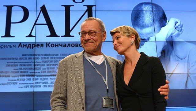 Андрей Кончаловский получил кинопремию мира вМюнхене