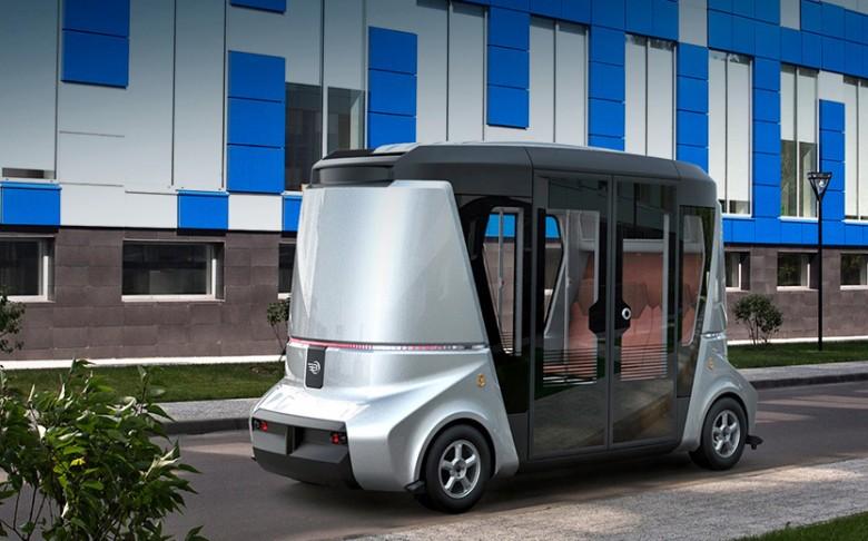беспилотный транспорт в России