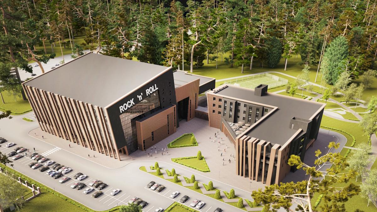 Москва ищет компанию построительству Центра акробатического рок-н-ролла