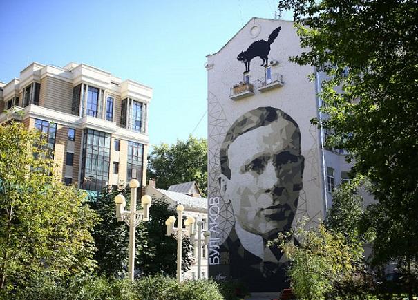 Монумент Булгакову появится вцентре столицы доконца 2018-ого