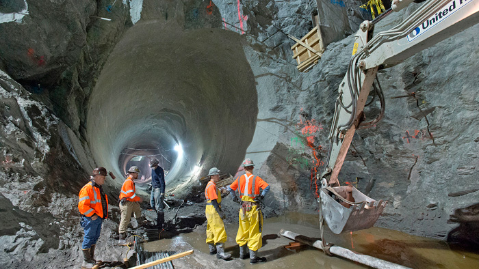 Китайцы построят три станции ТПК метро в столице