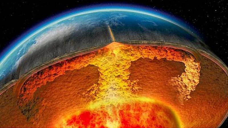 Мантия Земли под территорией США «отрывается» откоры— Ученые