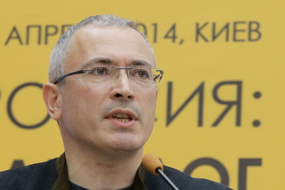 Следователи допрашивают активистов «Открытой России»
