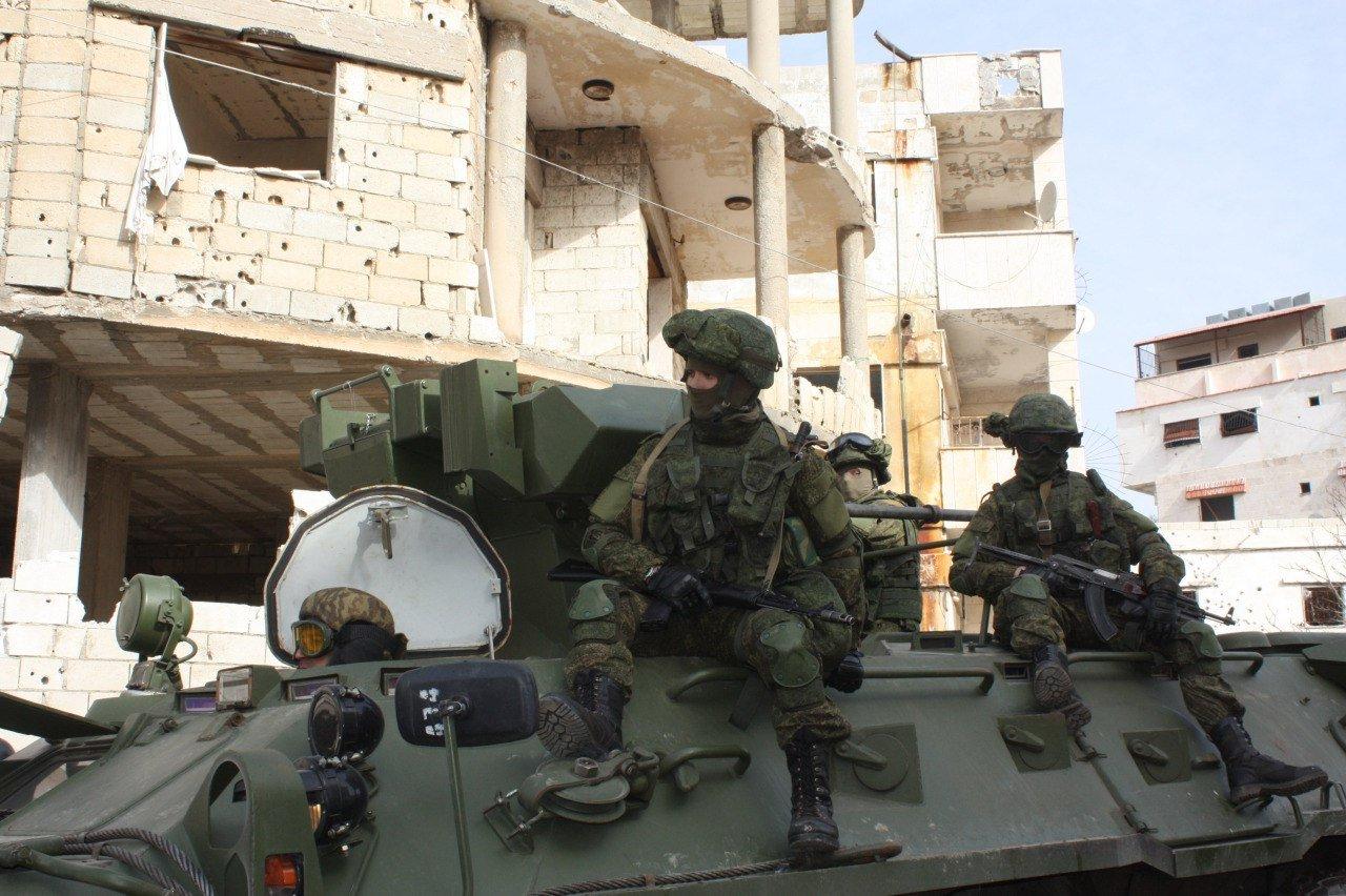 Армия САР отбила станцию Т-2 утеррористовИГ