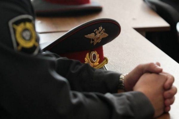 Невыдержал унижений: полицейский изУфы убил себя прямо нарабочем месте