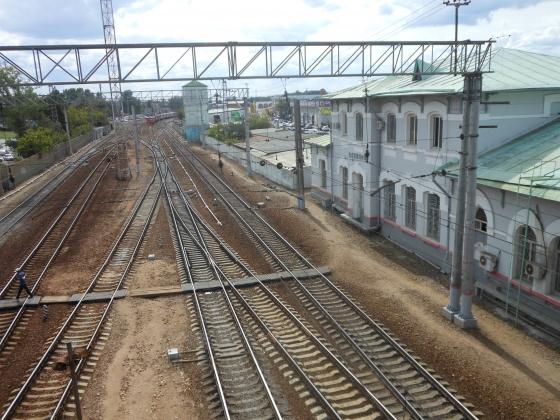 Сбой вдвижении поездов произошел наБелорусском направлении МЖД