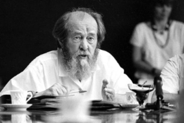 ВМоскве появится памятник Солженицыну