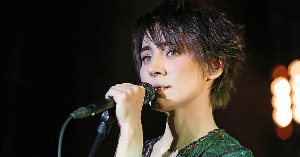 Земфира объявила онеожиданном концерте в российской столице