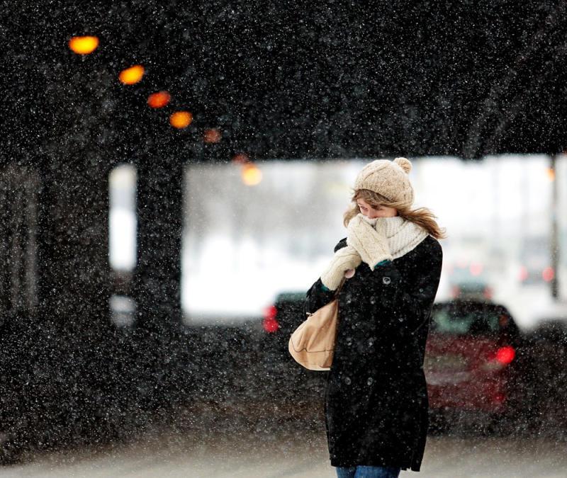 Прошедшая ночь в российской столице стала самой холодной сначала осени
