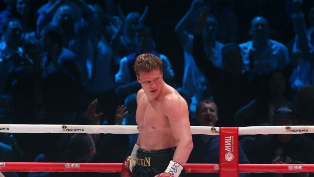 WBC дисквалифицировал боксера Поветкина на неизвестный срок