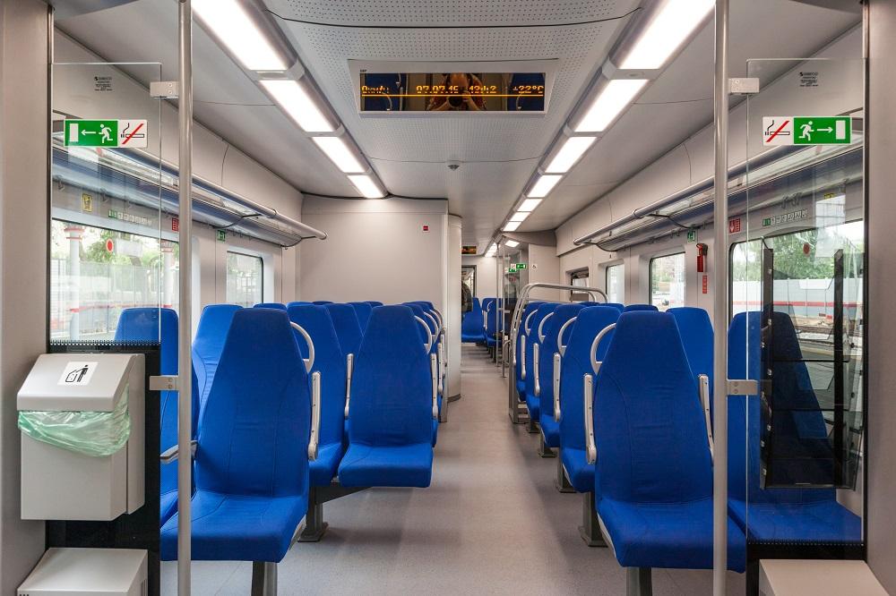 Поезда московского метро снабдят антивандальными сиденьями
