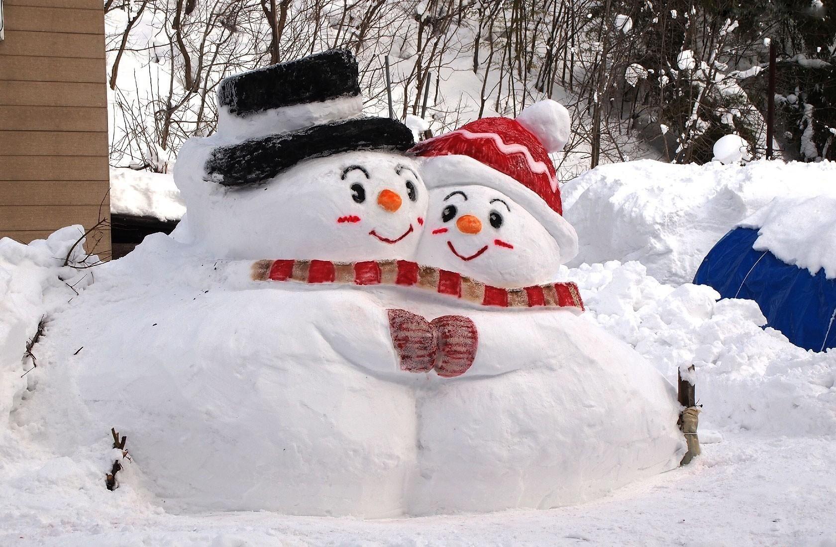 ВКрылатском устроят фестиваль снеговиков-двойников
