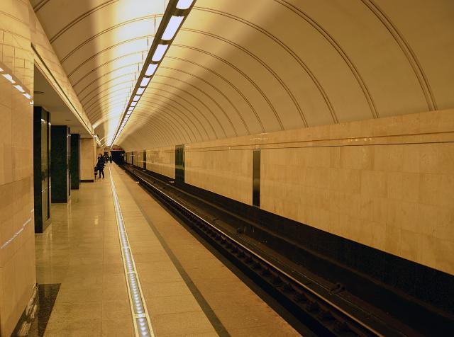 «Салатовую» ветку столичного метро дотянут доЛианозово