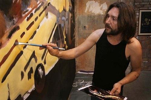 ВПетербурге пройдет индивидуальная выставка Сергея Шнурова