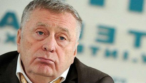 Жириновского вшестой раз выдвинули напост Президента России