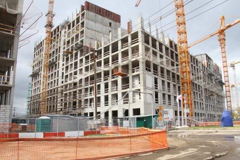 Жилой комплекс на1,2 тысячи квартир будет создан вПресненском районе