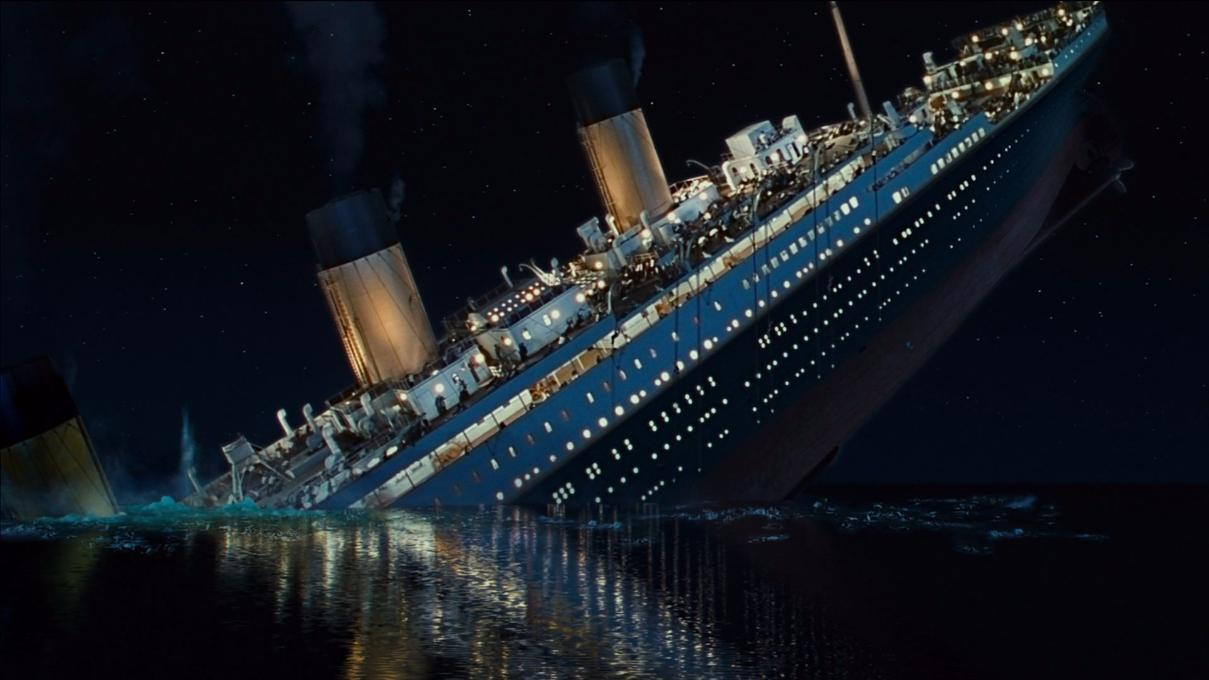 ВКитайской народной республике начали строительство точной копии «Титаника»