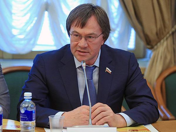 В столице ограбили дом депутата Терентьева