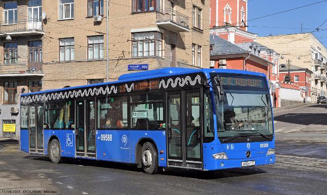 В столице планируют открыть 50 новых автобусных маршрутов