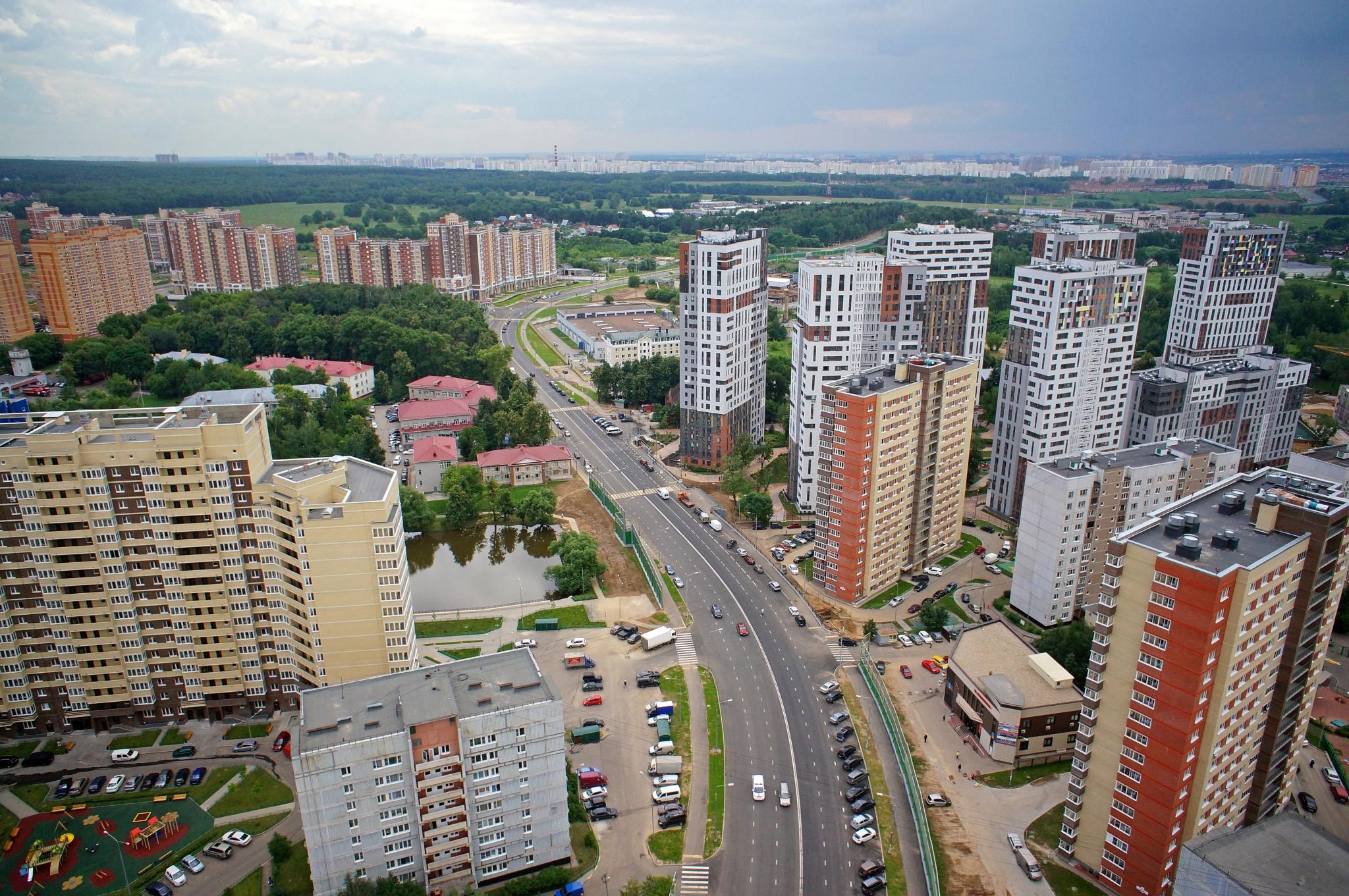 Встолице появятся восемь улиц с«водными» названиями