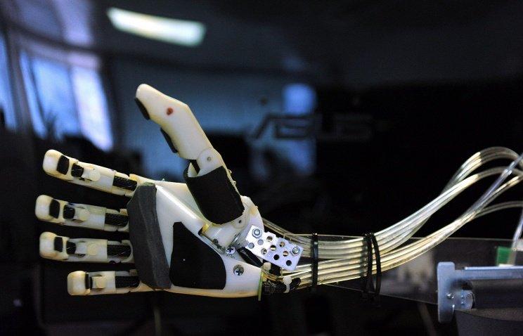 Первого робота-полицейского создали в КНР