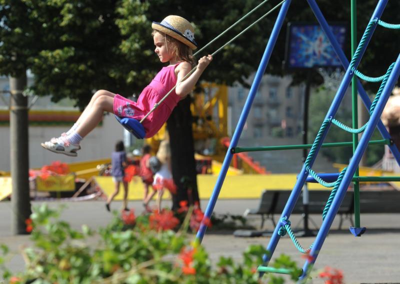Теплая погода без осадков ожидается в столице России