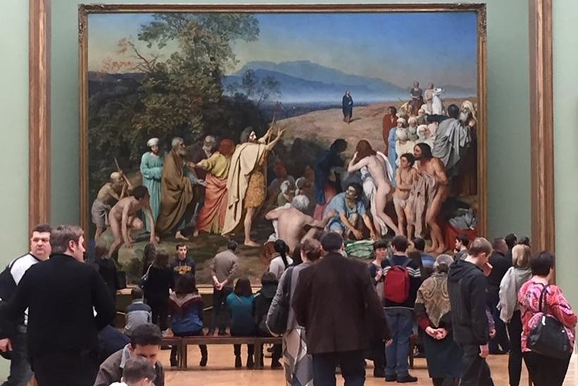Музеи столицы открылись для бесплатного посещения нановогодние каникулы