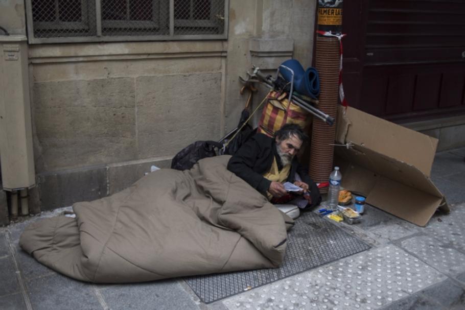 Столичный департамент соцзащиты отчитался почислу бездомных в столице