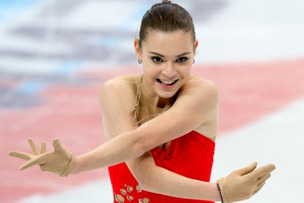 Спектакли нальду солимпийской чемпионкой Сотниковой пройдут в столице России