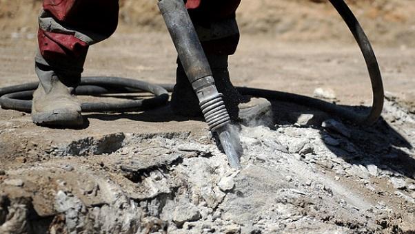 В столице  при ремонте теплотрассы отыскали  человеческие останки