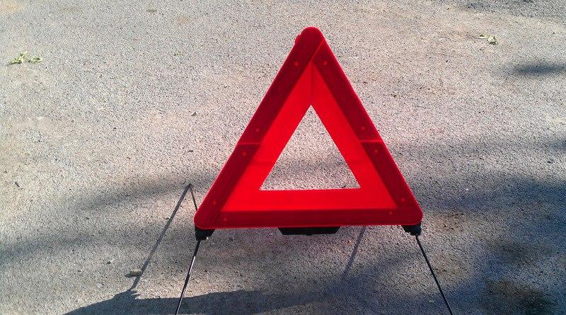 НаКалужском шоссе в новейшей столице России столкнулись 3 автомобиля