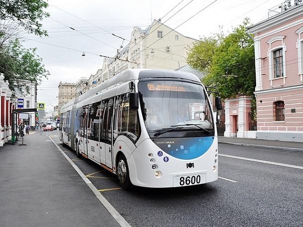 1-ый в РФ электробусный маршрут пройдет в столице отВДНХ доАлтуфьево